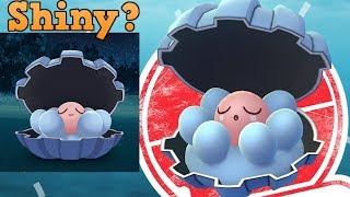 NEW CLAMPERL EVENT IN POKEMON GO! GOREBYSS AND HUNTAIL INCLUDED!