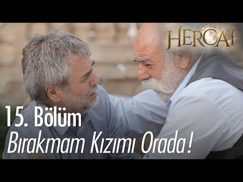 Hazar, Reyyan'ın Saldırıya Uğradığını öğreniyor! - Hercai 15. Bölüm