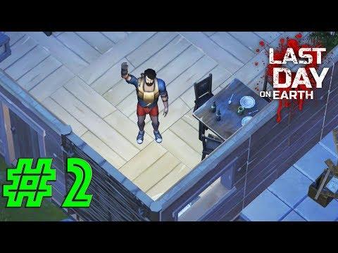 ПРОХОЖДЕНИЕ С НУЛЯ #2 ► Last Day On Earth: Survival (2019)