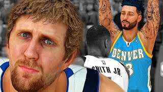 Is This Series The End For Dirk Nowitzki