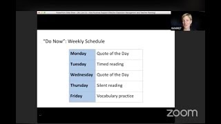 AE Live 2.2: Routines to Support Effective Classroom Management & Planning