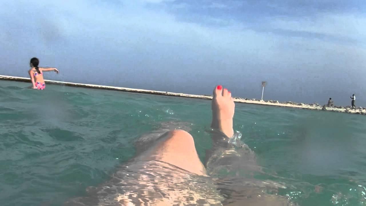 Baby Beach Aruba FujiFilm XP90 Test
