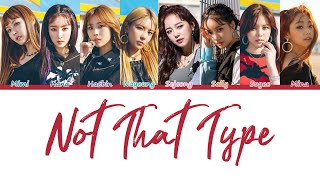 gugudan (구구단) – Not That Type [Sanat/Fin/Han/Rom]