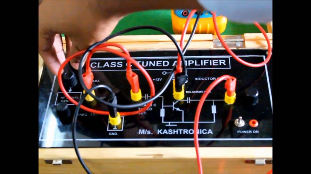 Class C Tuned Amplifier Youtube Power