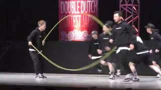 Double Dutch Contest Japan Final 2017 OPEN部門 一般.