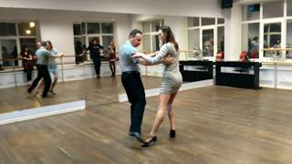 Аргентинское танго для начинающих, школа танцев МАРТЭ