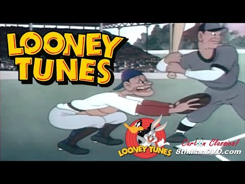 LOONEY TUNES (Looney Toons): Sport Chumpions (1941) (Remastered) (HD 1080p)
