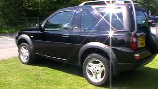www.dealerpx.com Land Rover Freelander Freestyle TD4 3 Door Manual