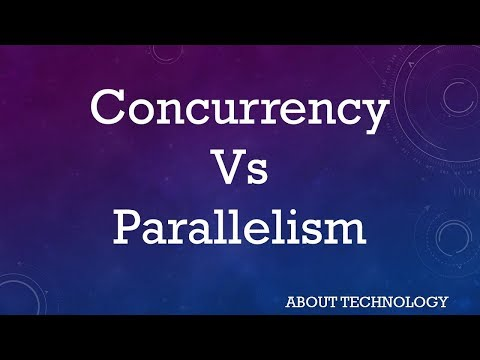 Concurrency vs Parallelism : Difference between them with examples & Comparison Chart