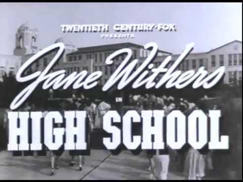 """HIGH SCHOOL"""