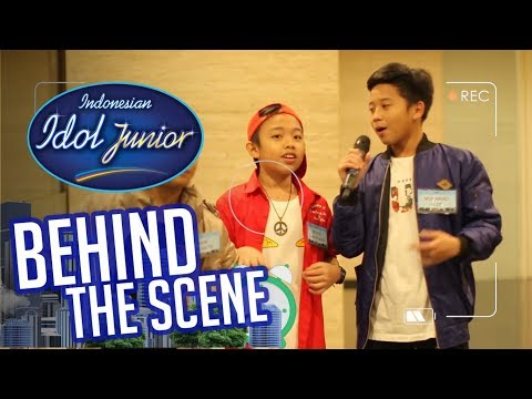 Serunya cerita Juniors di babak Eliminasi 1 - Indonesian Idol Junior 2018