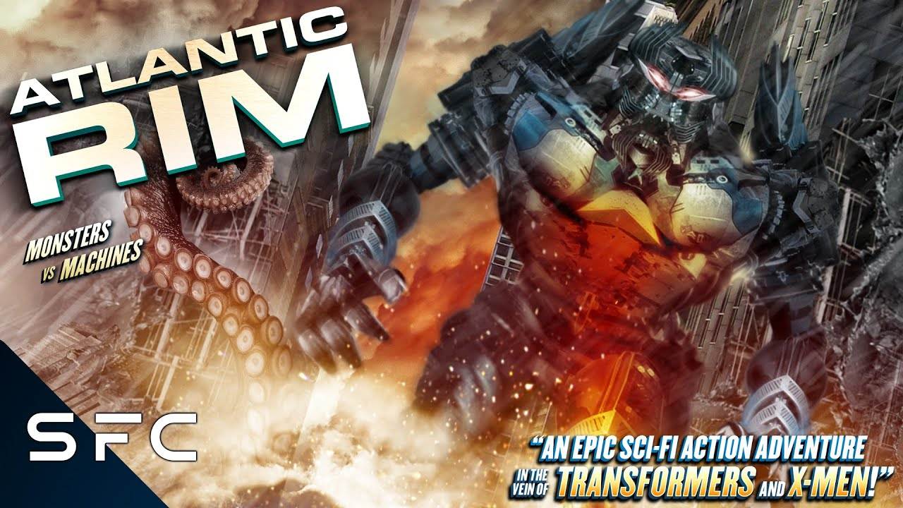 Download Atlantic Rim (From The Sea) | Full Sci-Fi Monster Movie