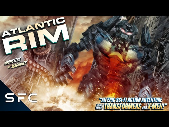 Atlantic Rim (From The Sea) | Full Sci-Fi Monster Movie