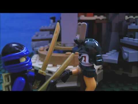 LEGO NInjago Dawn Of The Pirates Episode 60-Invasion Of Piracy!