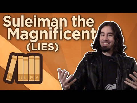 Suleiman the Magnificent - Lies - Extra History