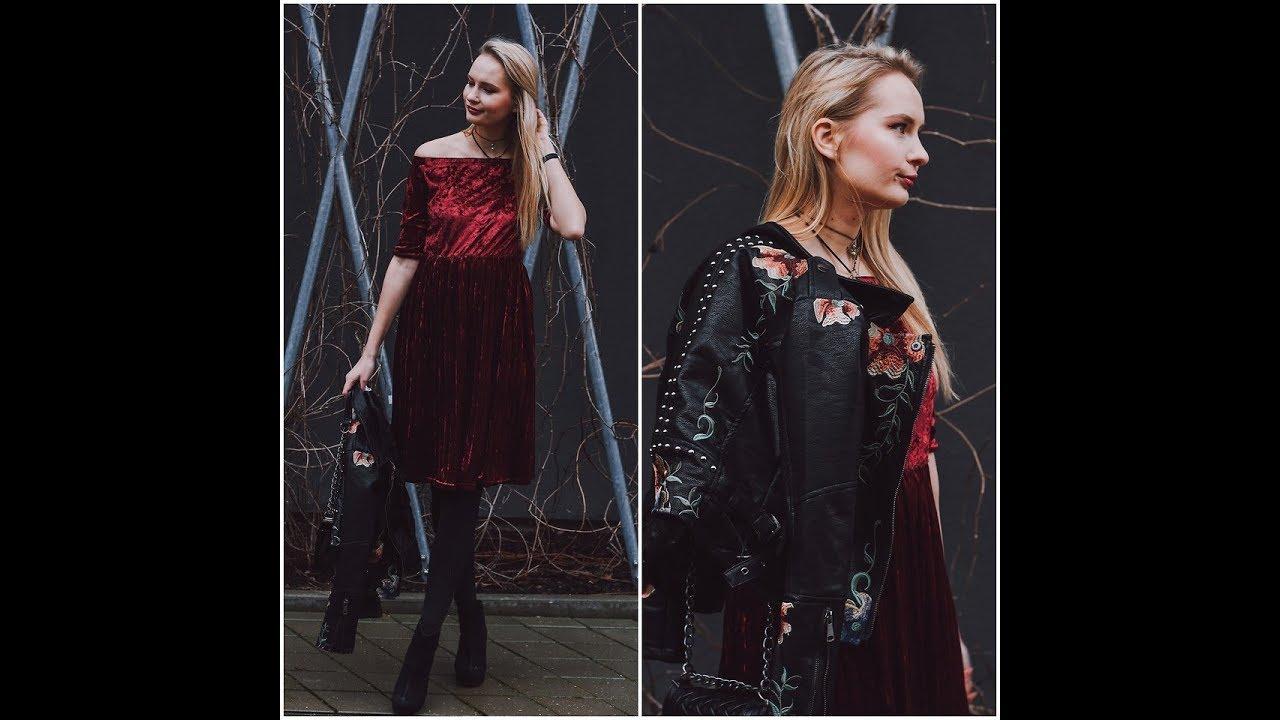 How To Wear Velvet? Lookbook Velvet Show 2018 Fashion Trends 4