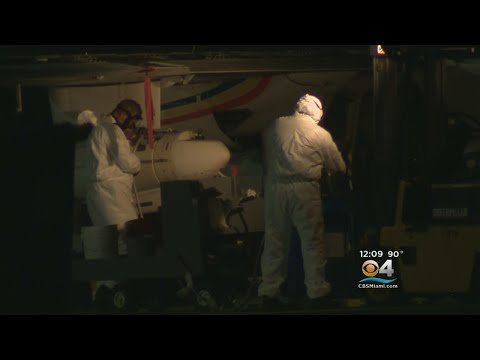 Naled Spraying For Mosquitos In Pembroke Pines