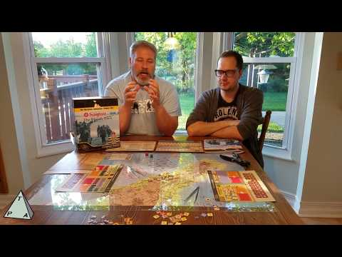 Review: Saipan The Bloody Rock from Compass Games - The Players' Aid