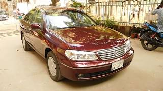 Nissan Sunny Ex Saloon | nissan sunny review in bangladesh | used car