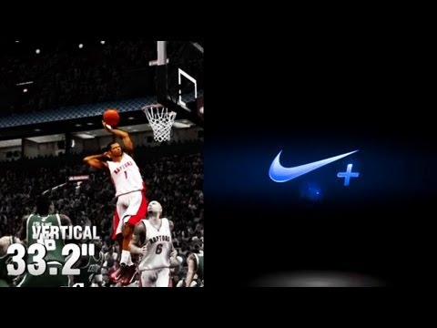 NBA 2K13: How To See MyPlayer's Vertical In Game NIKEID #NBA2K13