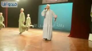 بالفيديو: عرض فني لفرقة رضا للفنون الشعبية ضمن أعمال لجنة تنمية جنوب الوادي بالمنيا#