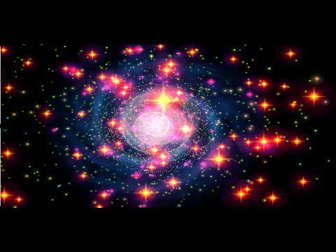 Galaxy Music Visualizer