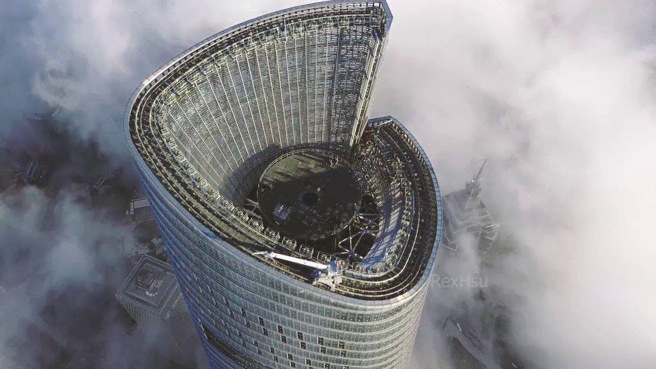 दुनिया  की सबसे ऊंची और अनोखी बिल्डिंगे। Tallest and Unusual Buildings in the World.
