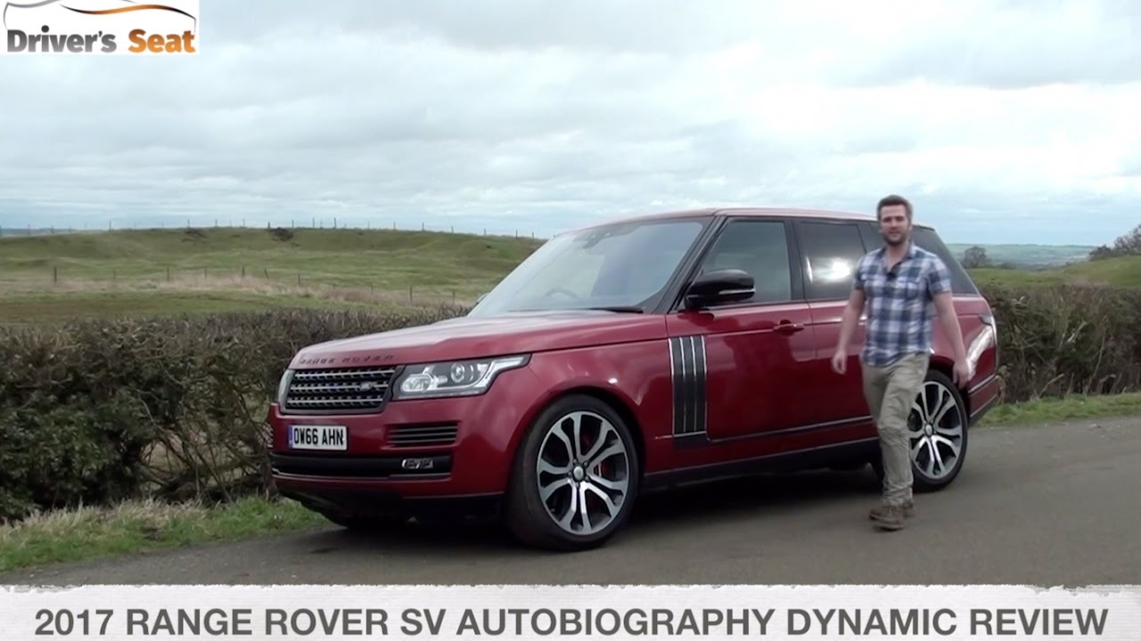 Range Rover Svautobiography Dynamic 2017 Review Driver S Seat