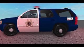 ROBLOX San Jose Police Stuff