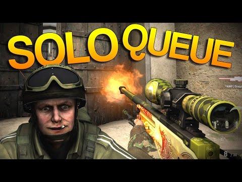 CS:GO - Solo Queue back to Global!