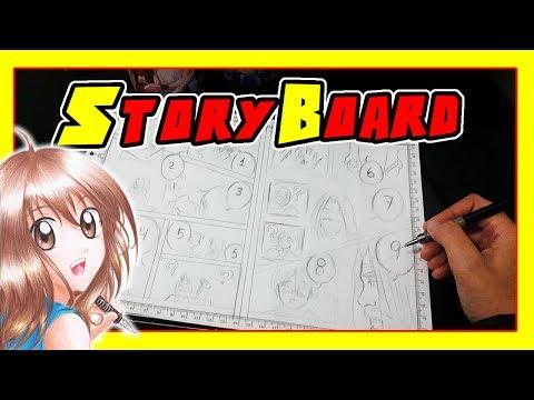 STORYBOARD - Como Fazer o Seu!!!