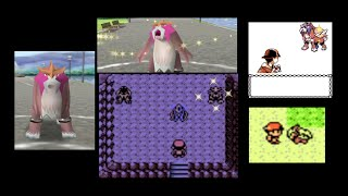 (LIVE) Shiny Entei in Crystal Clear after ~2500SRs (7500 seen) + Pokemon Stadium 2 showcase!