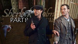 Шерлок Холмс и секрет Ктулху - Пустой дом. Часть 8