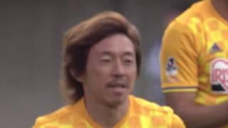 2017年6月4日(日)に行われた明治安田生命J1リーグ 第14節 仙台vs甲...