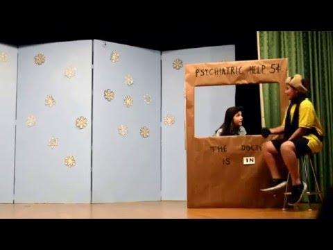 A Charlie Brown Christmas Play  2015