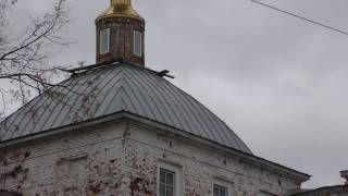 Церковь Казанской иконы Божией Матери(Ильинск ( Ильинецк ) находится не в далеком расстоянии от речки Слободки и расположен на гористой местности...., 2016-01-28T08:57:25.000Z)