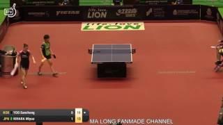 Kihara Miyuu vs Yoo Eunchong | WS | Japan Open 2017 Thanks For Watc...