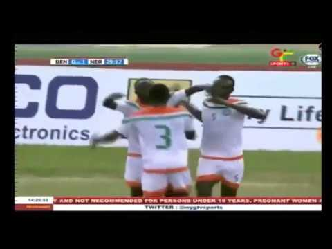 Benin 1 - 2 Niger WAFU Cup Of Nations 3rd & 4th PlayoffsGOALS & HIGHLIGHTS