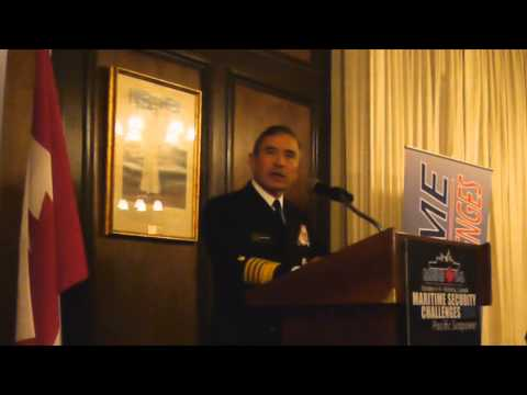 MSC14 - Keynote Address: A View from the Pacific Fleet - Admiral Harris, Commander US Pacific Fleet