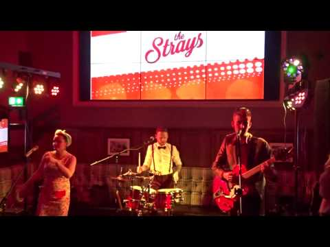"""The Strays """"I Saw Her Standing There"""" Live @ The Doctors Gloucester UK"""
