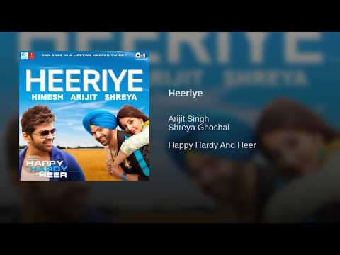 Heeriye Song Arijit Singh  Himesh Reshammiya  Shreya Ghoshal  Oh Heeriye Meri Sun Zara  2019
