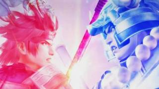 Samurai Warriors 3: Xtreme Legends (JPN) - Opening Intro [HD]