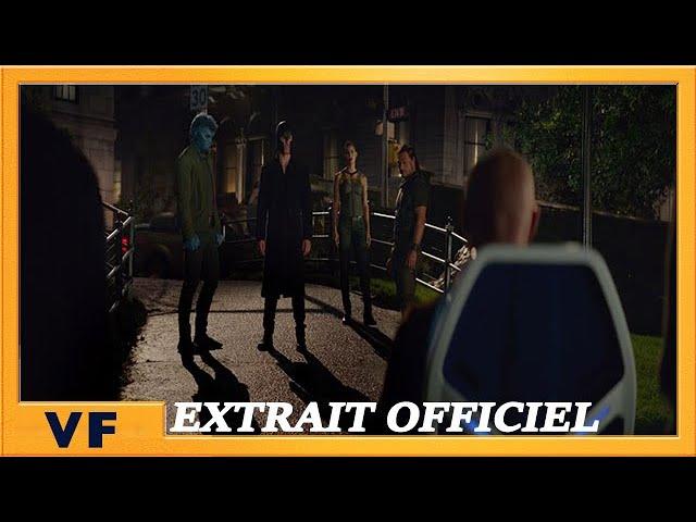 X-Men : Dark Phoenix | Extrait [Officiel] Rencontre à New-York VF | 2019