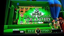 Wizard of Oz Silver Slippers Slot App:Free Spin Bonus