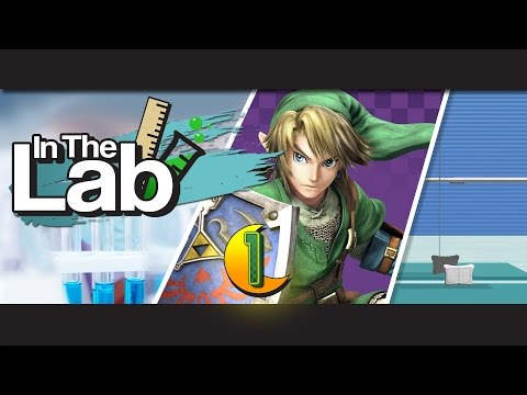 Super Smash Bros. Wii U | In the Lab with Link #1