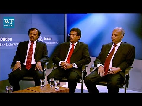 People's Bank on Sri Lanka's strong growth | World Finance Videos