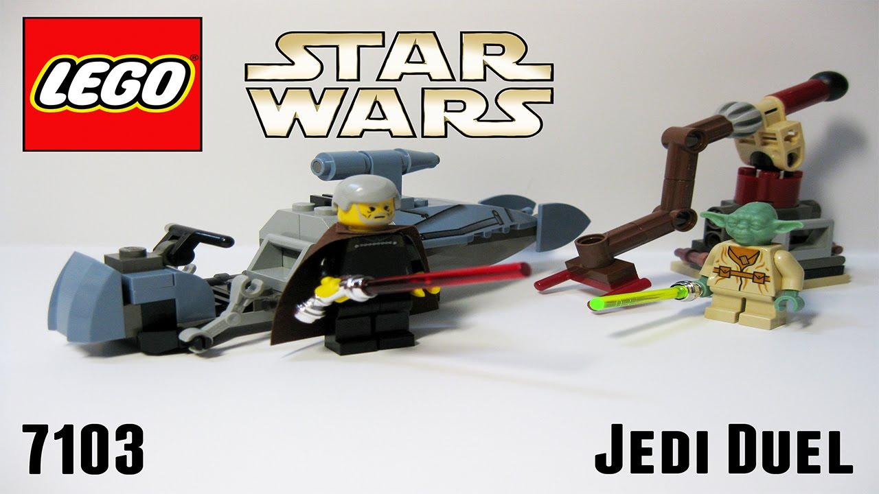 7103 LEGO Star Wars Jedi Duel