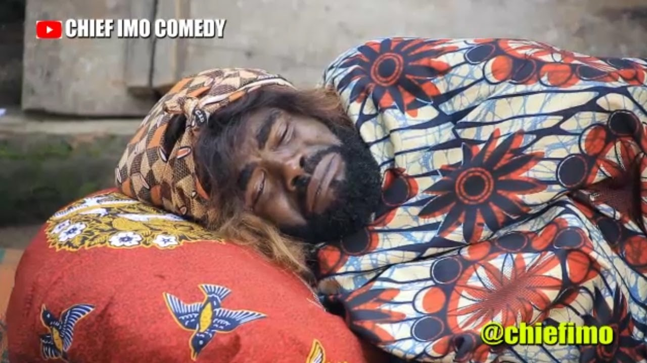 Download Chief Imo Comedy    #NWANYI #IMO ON SICK BED!!!! AS DAUGHTER IN-LAW  MAKE SCONFULL OF HER.