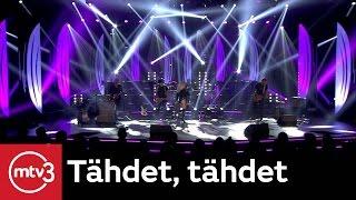 Tähdet, Tähdet Live6 - Krista Sigfrieds: Pour some sugar on me