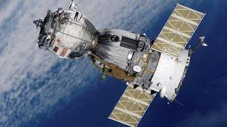 مركبة الفضاء سويوز تلتحم بمحطة الفضاء الدولية